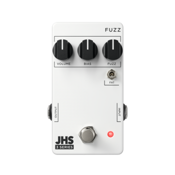 JHS Pedals Fuzz 3 Series Pedal de Efectos