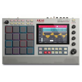 Akai MPC LIVE 2 RETRO Controladora Produción Musical Autonomo