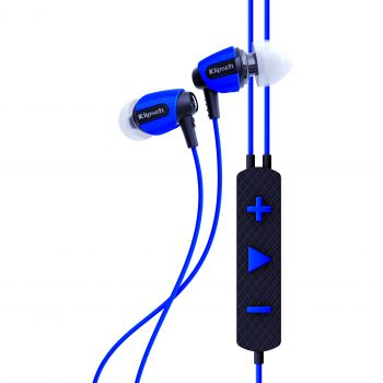 Klipsch AW-4i Blue Auriculares Deporte