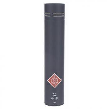 NEUMANN KM184 Microfono Cardiode  Miniatura KM-184 Negro