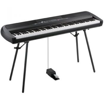 KORG SP-280 Piano Digital 88 Teclas NEGRO