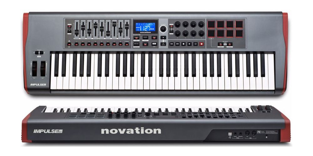 OFERTA NOVATION IMPULSE 61