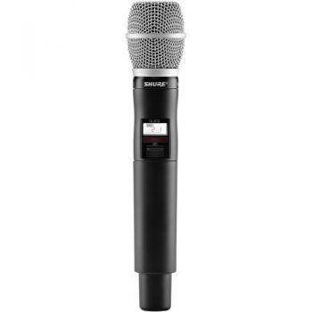 SHURE QLXD24 SM 86 Microfono inalambrico de Mano