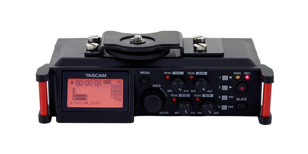 grabadora TASCAM DR 70D