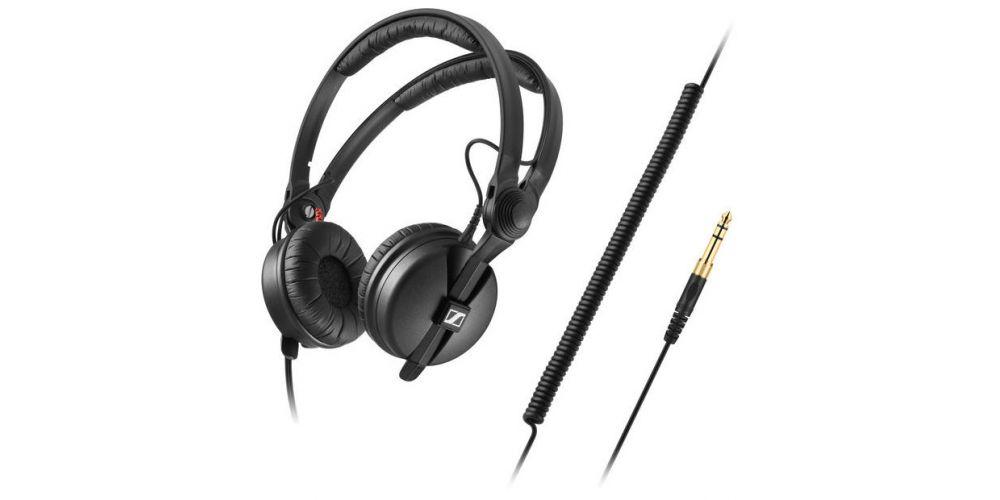 auricular sennheiser hd 25 plus