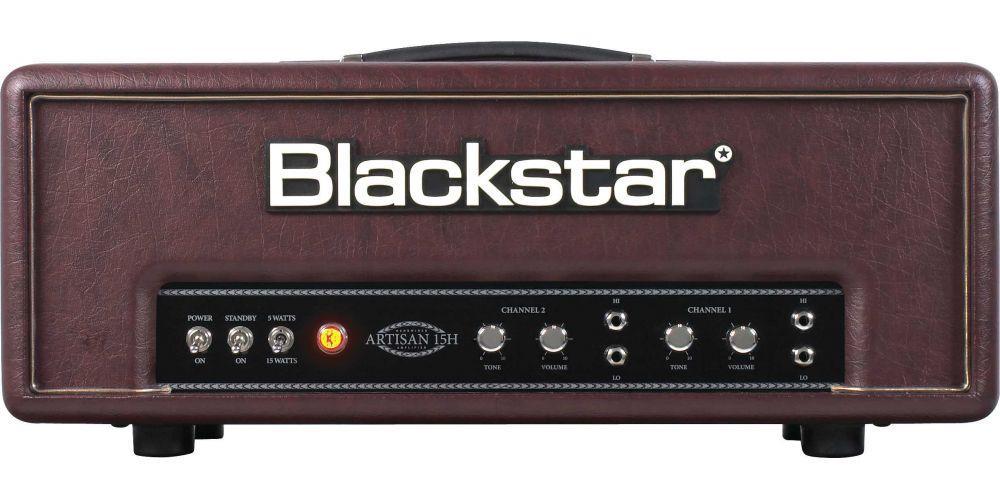BLACKSTAR ARTISAN 15H Amplificador de Guitarra
