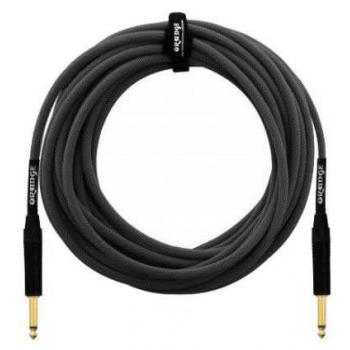 Orange Instr 6M Jack-Jack Bk Cable para instrumento Jack-Jack 6m Acabado en negro