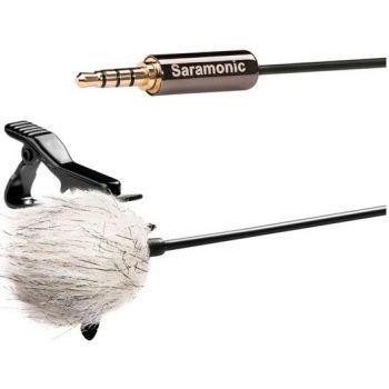 Saramonic SR-LMX1 Microfono para iOS y Android