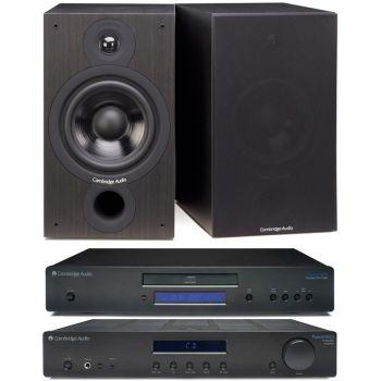 CAMBRIDGE TOPAZ AM10+TOPAZ CD10+SX60 BK