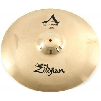 "ZILDJIAN CRASH 18"" A CUSTOM"