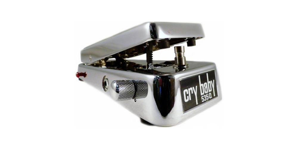 dunlop 535q cromado crybaby PEDAL
