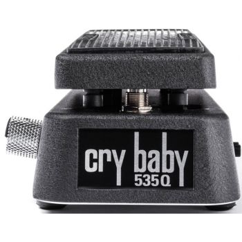 Dunlop MXR 535Q-C Pedal FX CRYBABY WAH WAH CROMADO