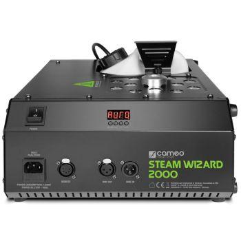CAMEO STEAM WIZARD 2000 Maquina de niebla con LED RGBA