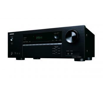 ONKYO TX-NR474 Black Receptor  AV