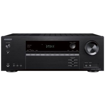 ONKYO TX-NR474 Black Receptor AV Home Cinema TXNR474