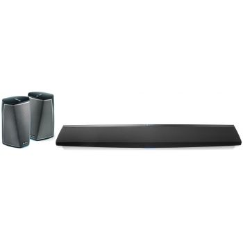 Heos BAR Wireless Surround Black