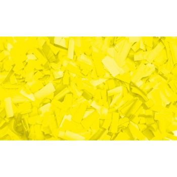 Showtec Slowfall confetti 55 x 17mm Amarillo Flúo 60910FY