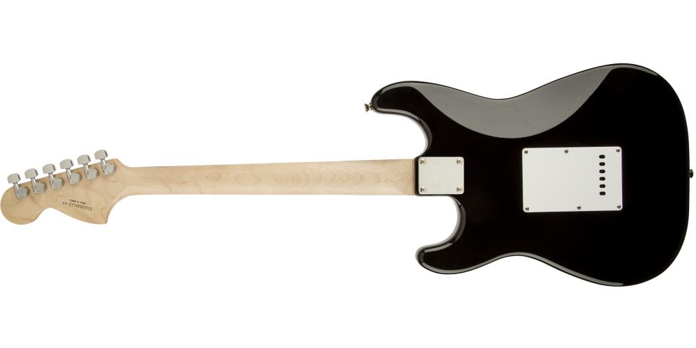 Fender Squier Affinity Stratocaster RW bk back