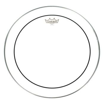 Remo 10 Pinstripe Clear PS-0310-00