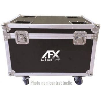 AFX Light FL6-ICOLOR 40Z FLIGHT CASE