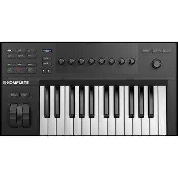 KOMPLETE KONTROL A25 Teclado MIDI 25 teclas