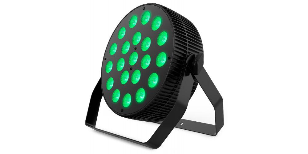 audibax dallas 210 flat foco led profesional iluminacion