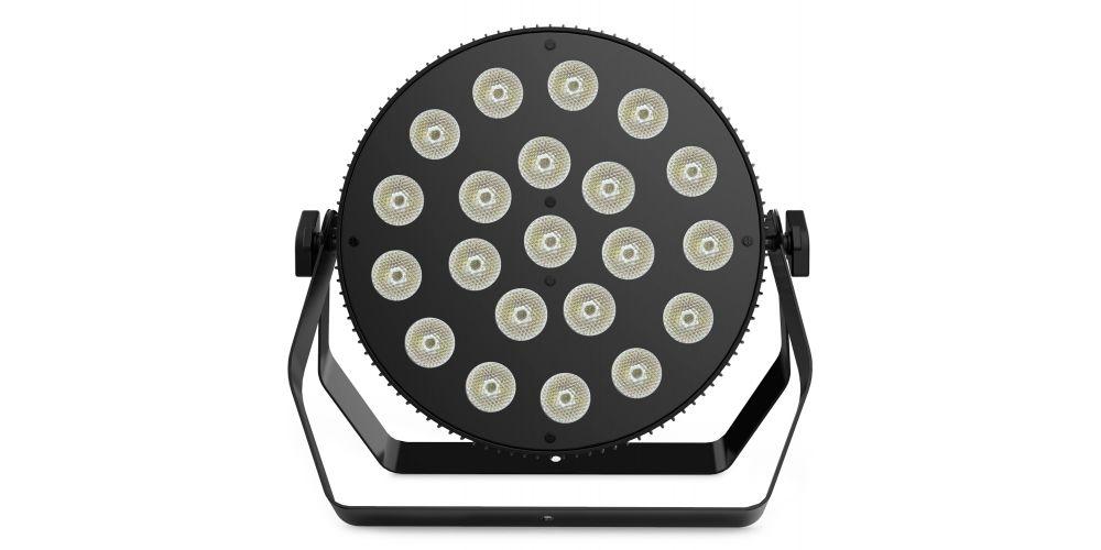 audibax dallas 210 flat foco led profesional iluminacion disco