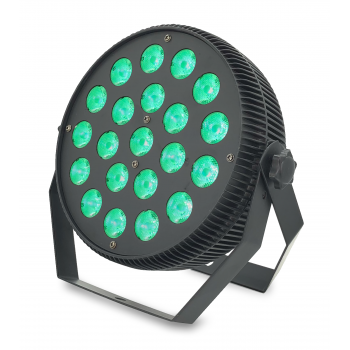 Audibax Dallas 210 Flat Foco LED RGBw 4 in 1 Cree  21 Led x 10W  Total 210w
