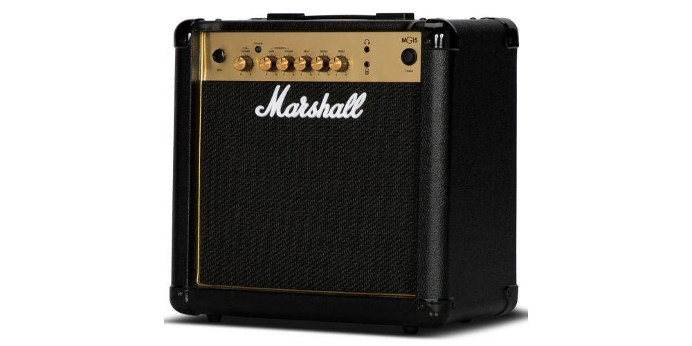 MARSHALL MG15G COMBO GUITARRA