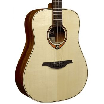 LAG T88D Guitarra Acústica Formato Dreadnought Acabado Natural