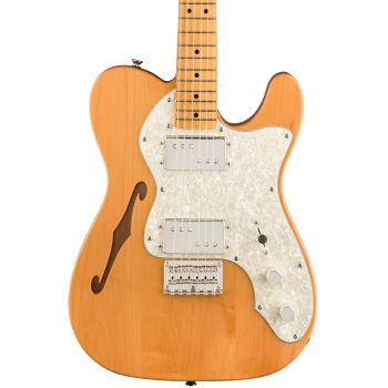 Fender Squier Classic Vibe 70s Telecaster Thinline MN Natural ( REACONDICIONADO )