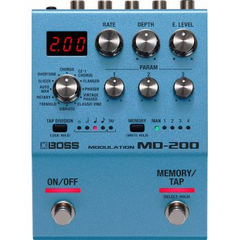 Boss MD-200 Pedal de efectos