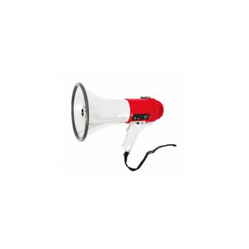 Fonestar MF-114SU Megáfono con sirena USB/SD/MP3 25w