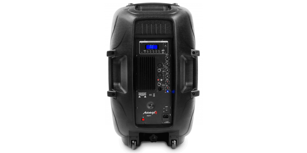 audibax party 125 altavoz pro 15 bluetooth