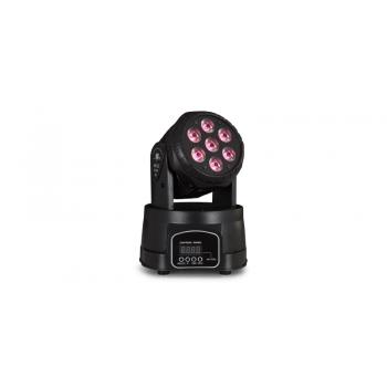 Fonestar MOV-70L Cabeza Móvil LED DMX con 7 LED RGBW