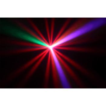 Ibiza Light LCM-003LED-BL Efecto de iluminación tipo moon flower RGBAW