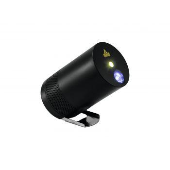 Eurolite LightBeat 1 Altavoz Bluetooth con Efecto Láser