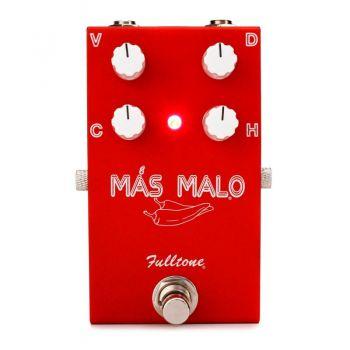 Fulltone Mas Malo Pedal Efectos Guitarra