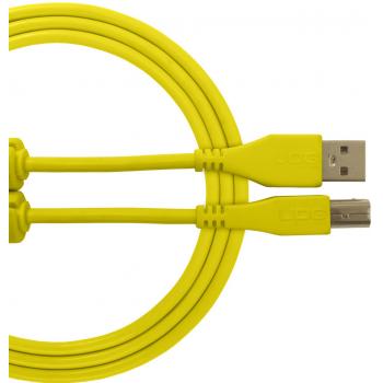 Udg U95001YL Ultimate Cable USB 2.0 A-B Amarillo 1 Metro