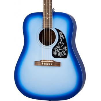 Epiphone Starling Starlight Blue Guitarra Acústica