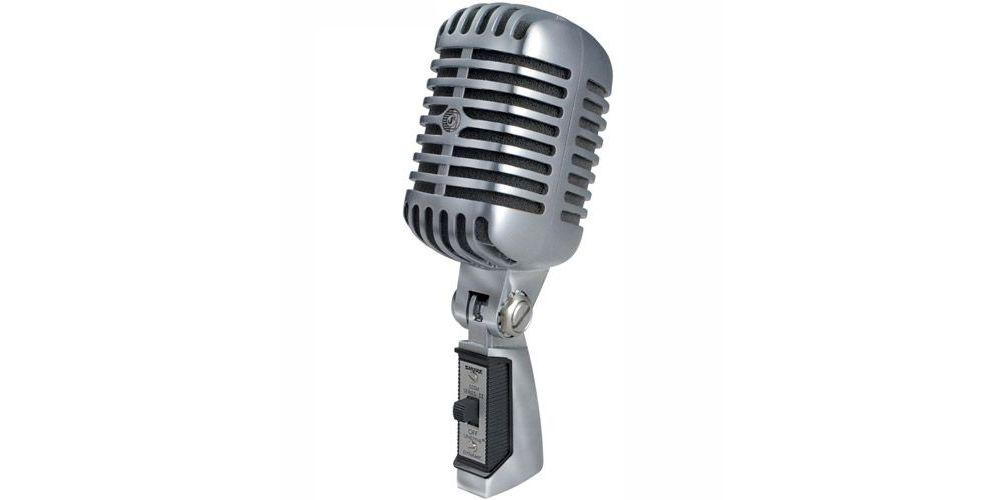 SHURE 55SH microfono