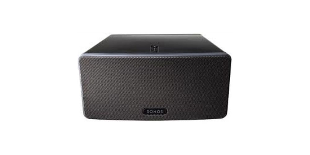 Altavoz inalambrico MP3 MP4 smatphone tablet SONOS Play3 Negro