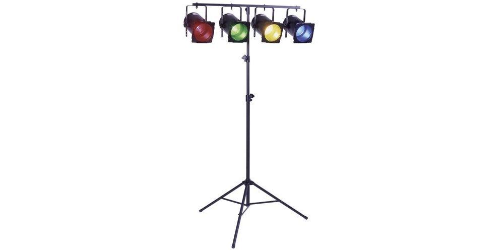 Trípode Soporte Iluminación Disco Dj, STANDLUCES-MH PRO RF:136