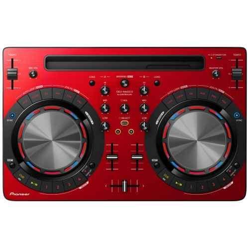 PIONEER DDJ-WeGO3 Rojo Controlador DJ