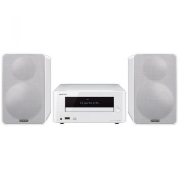 ONKYO CS-265  sistema Bluetooth, Blanco