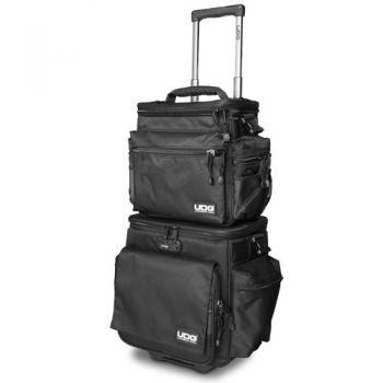 UDG U9679BL/OR Ultimate SlingBag Trolley Set DeLuxe Black, Orange ins