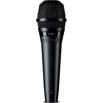 SHURE PGA57 XLR Micrófono cardioide dinámico para instrumentos