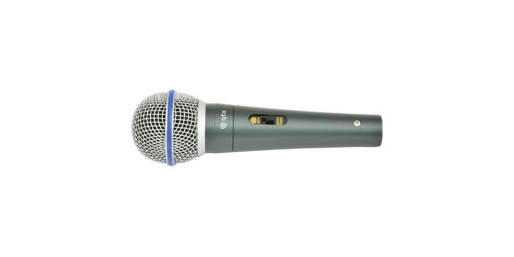microfono qtx dm15