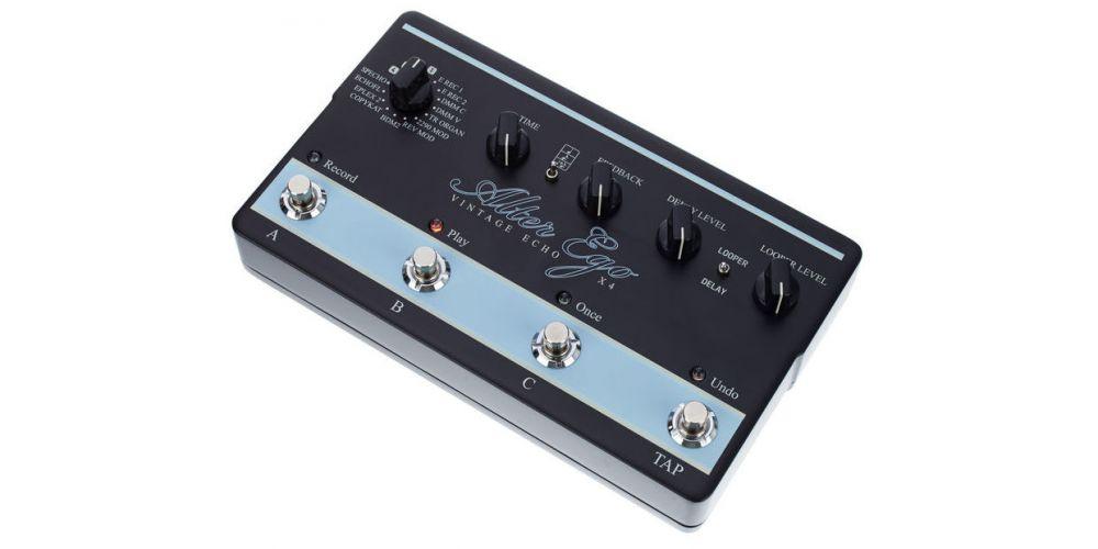 TC Electronic Alter Ego X4 Vintage Echo Pedal