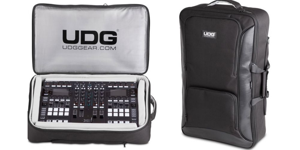 UDG U7202BL FUNDA / FLIGHT CASE PARA EQUIPO DJ